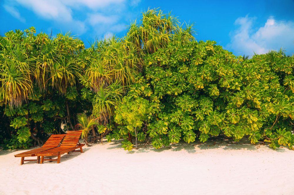 On Island Time… In Maafushivaru, Maldives (1)
