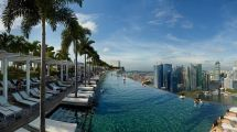 Of Hotels Stay In Singapore - Hand
