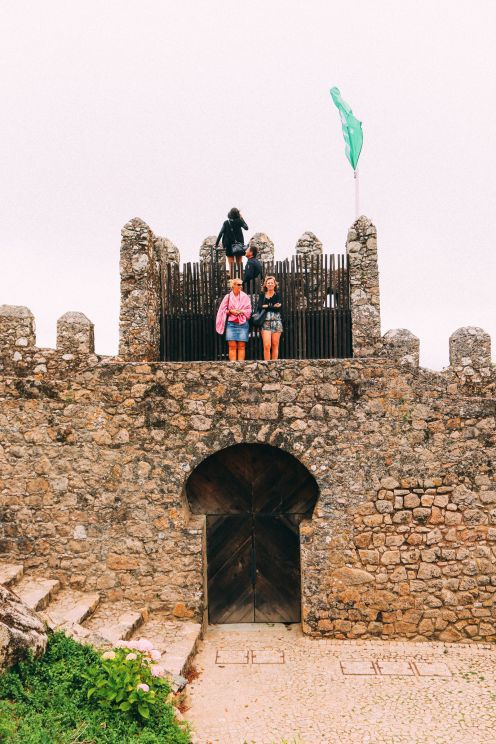 The Moorish Castle, Palace of Sintra And Pena Park – 3 Beautiful Places To See In Sintra, Portugal (25)