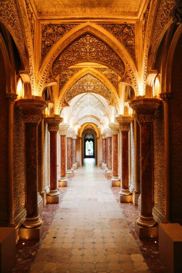 The Amazing Monserrate Palace – An Often Missed Beauty In Sintra, Portugal (20)