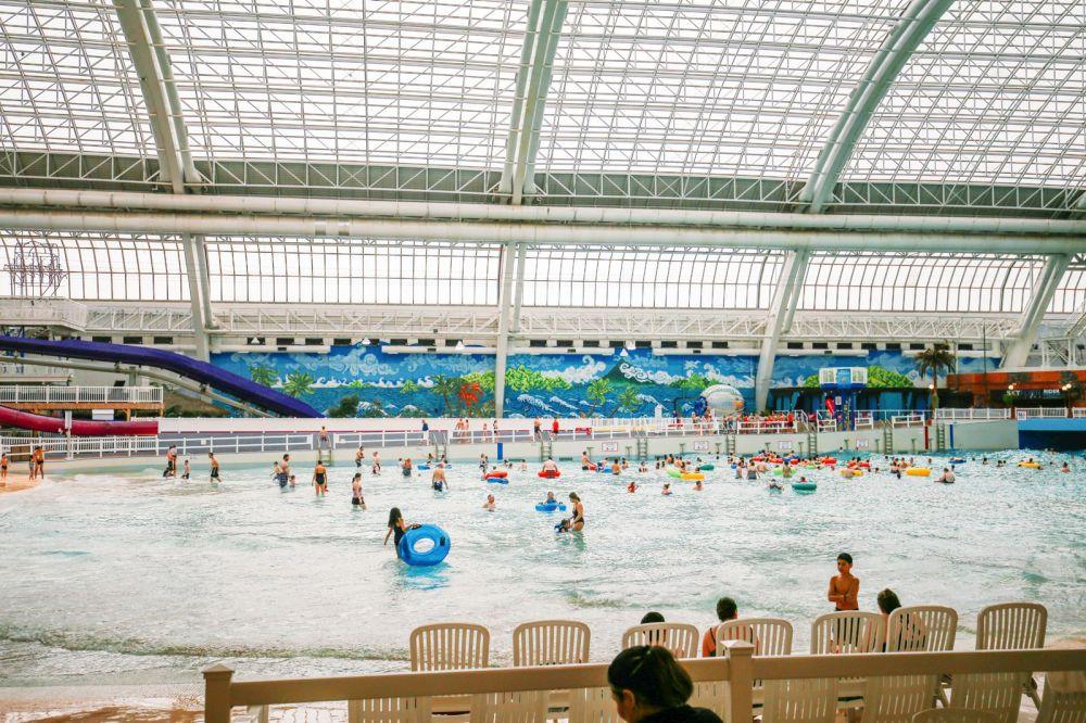 The World's Tallest Indoor Roller Coaster... In Edmonton, Canada (39)