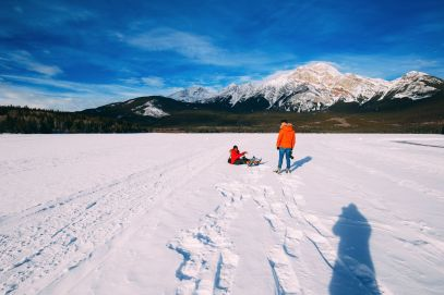 Dog Sledding In Jasper And Ice Hockey In Edmonton - 2 Canadian 'Must-Do's! (13)