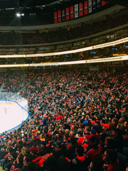 Dog Sledding In Jasper And Ice Hockey In Edmonton - 2 Canadian 'Must-Do's! (69)