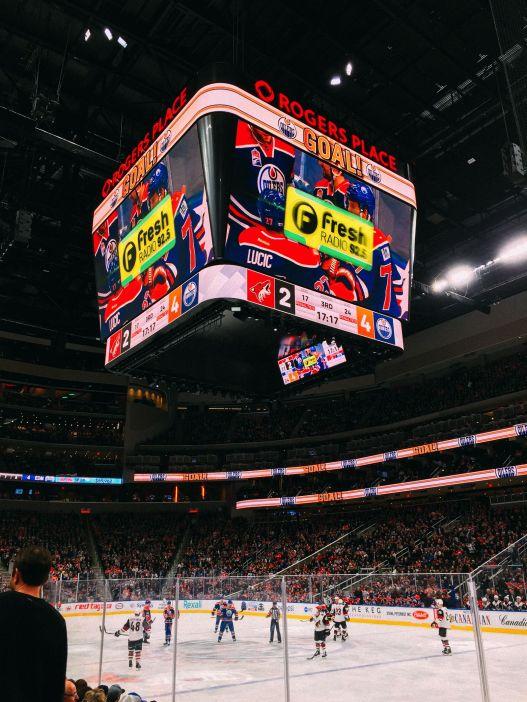 Dog Sledding In Jasper And Ice Hockey In Edmonton - 2 Canadian 'Must-Do's! (74)