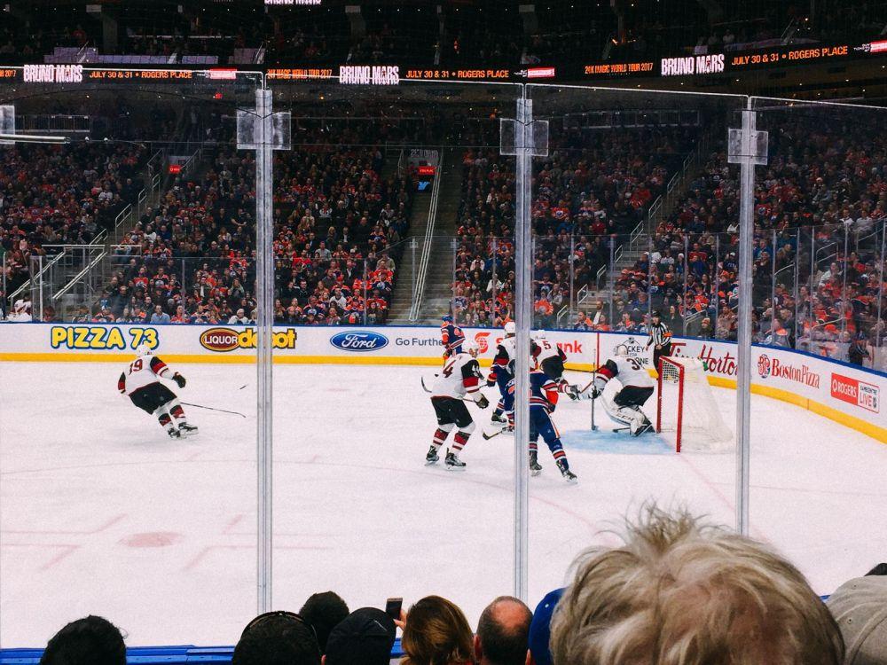 Dog Sledding In Jasper And Ice Hockey In Edmonton - 2 Canadian 'Must-Do's! (76)