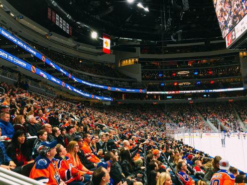 Dog Sledding In Jasper And Ice Hockey In Edmonton - 2 Canadian 'Must-Do's! (80)
