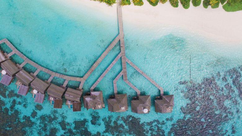 Swimming With Wild Turtles And Those Amazing Island Colours... At Kandolhu Island, Maldives (39)