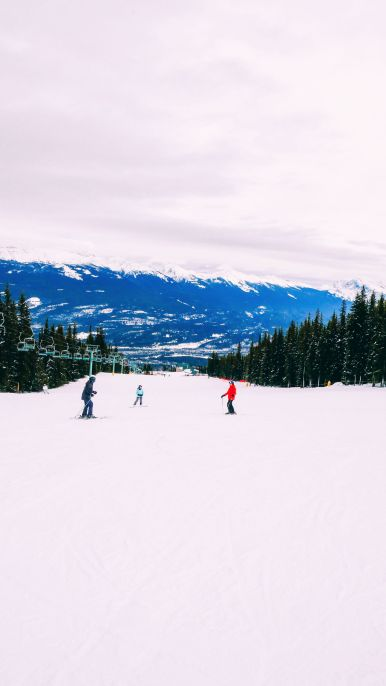 Where To Go Skiing In Jasper, Canada? Marmot Basin! (24)