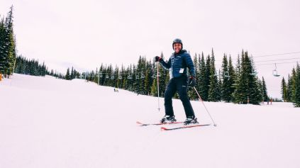 Where To Go Skiing In Jasper, Canada? Marmot Basin! (23)