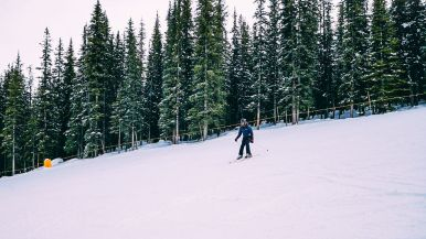 Where To Go Skiing In Jasper, Canada? Marmot Basin! (10)