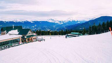 Where To Go Skiing In Jasper, Canada? Marmot Basin! (2)