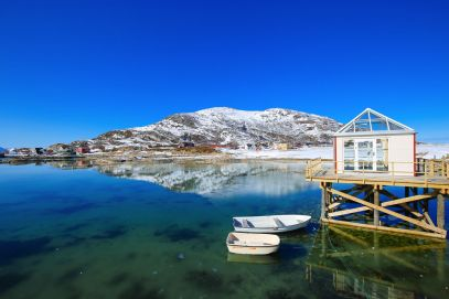 Visiting The Artic Circle in Tromso and Sommaroy in Norway, Europe. Northern Lights, Snow Mountains, Seaside (25) (22)
