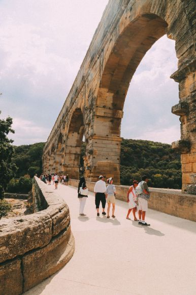 The Amazing Medieval French Town Of Aigues-Mortes... And The Stunning 2,000 Years Old Pont Du Gard (3)