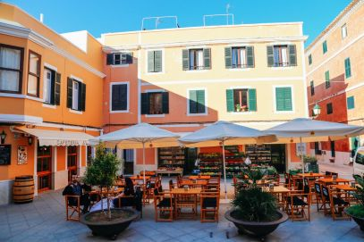The Beautiful Spanish Town Of Ciutadella And The Secret Coves Of Menorca, Spain... (66)