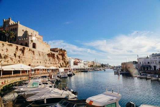 The Beautiful Spanish Town Of Ciutadella And The Secret Coves Of Menorca, Spain... (72)