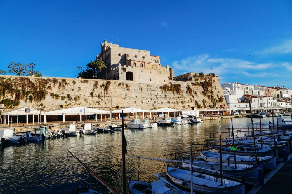 The Beautiful Spanish Town Of Ciutadella And The Secret Coves Of Menorca, Spain... (73)
