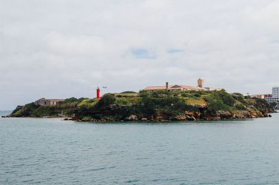 Sailing For Gin... In Menorca Spain (6)