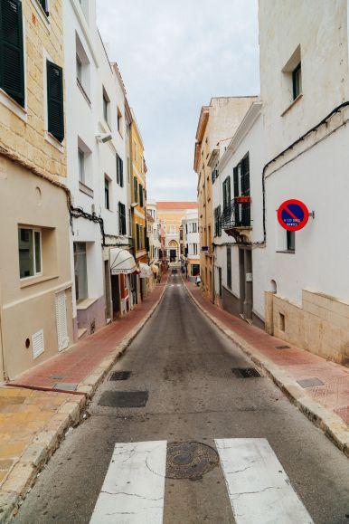 The Spanish City Of Mahon... On The Island Of Menorca, Spain (5)