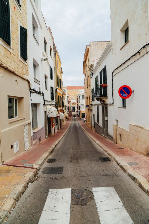 The Spanish City Of Mahon... On The Island Of Menorca, Spain (5)