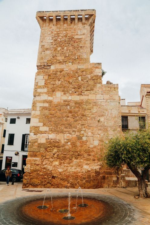 The Spanish City Of Mahon... On The Island Of Menorca, Spain (6)