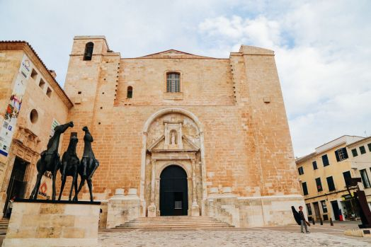 The Spanish City Of Mahon... On The Island Of Menorca, Spain (44)