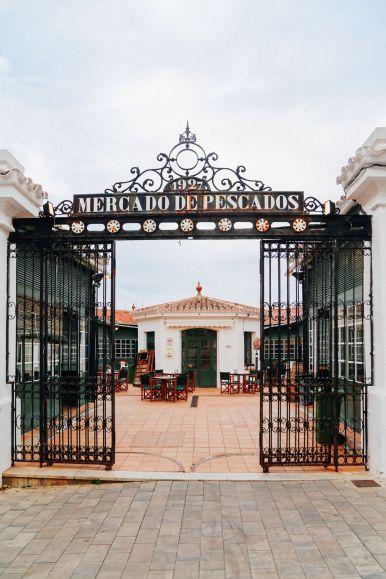 The Spanish City Of Mahon... On The Island Of Menorca, Spain (54)