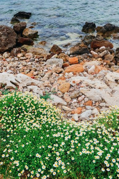 The Dramatic And Jagged Shoreline Of Menorca, Spain (3)