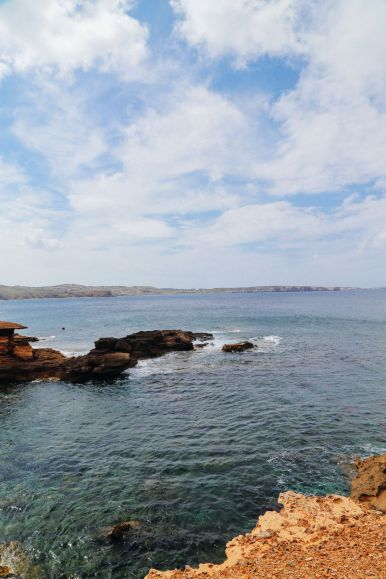 The Dramatic And Jagged Shoreline Of Menorca, Spain (40)
