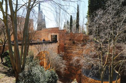 The Amazingly Intricate Alhambra Palace of Spain (5)