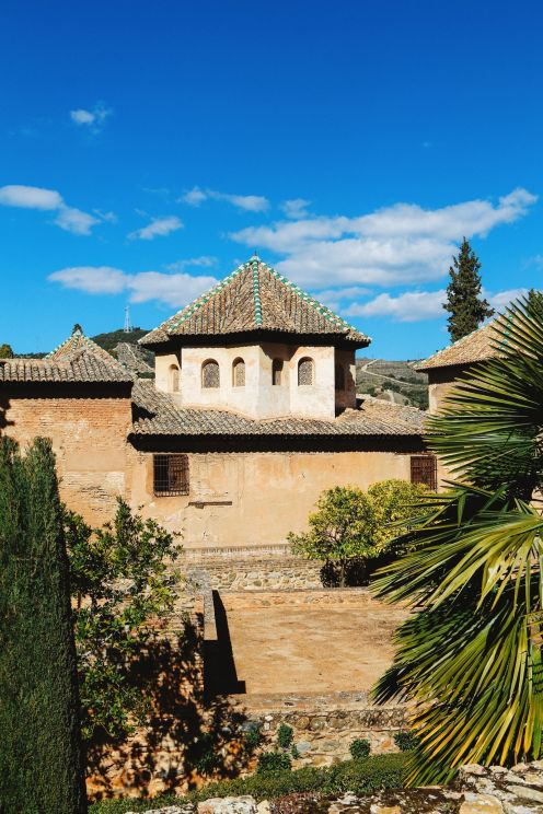 The Amazingly Intricate Alhambra Palace of Spain (32)
