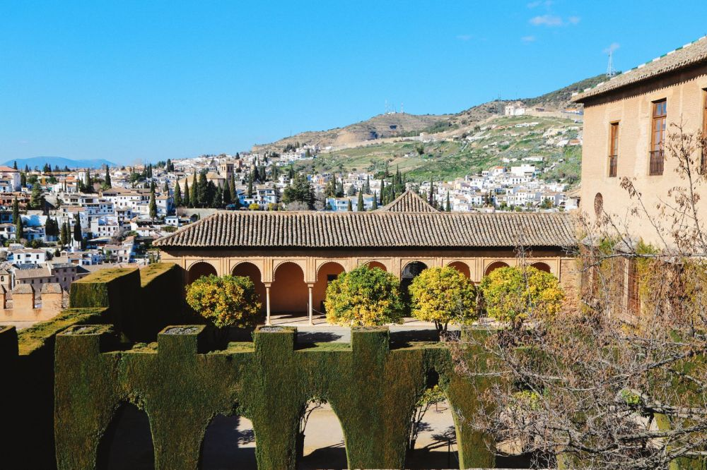 The Amazingly Intricate Alhambra Palace of Spain (71)