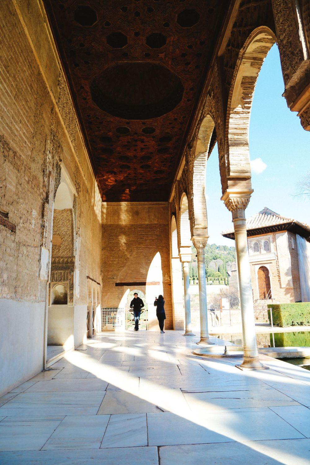 The Amazingly Intricate Alhambra Palace of Spain (89)