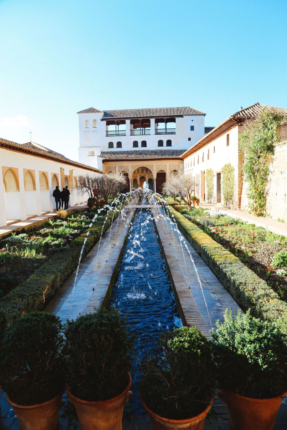 The Absolutely Beautiful Generalife Palace… In Granada, Spain (15)