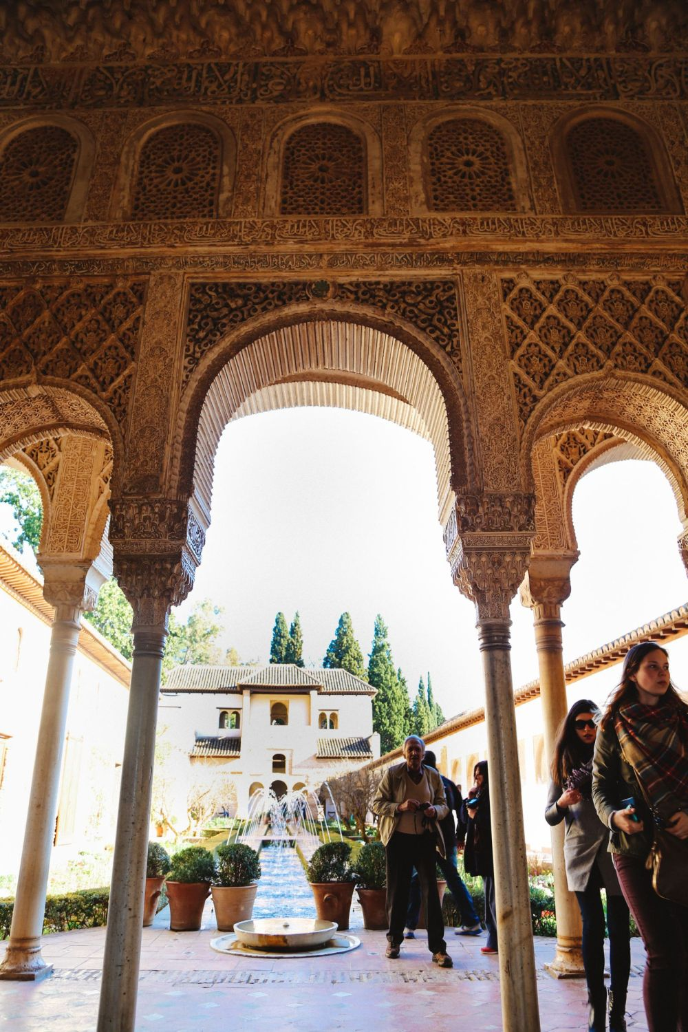The Absolutely Beautiful Generalife Palace… In Granada, Spain (25)