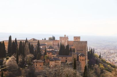 The Absolutely Beautiful Generalife Palace… In Granada, Spain (33)
