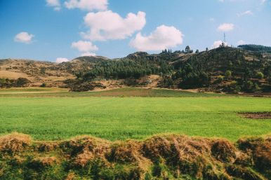The Journey Up To Machu Picchu Village - Aguas Calientes, Peru (3)