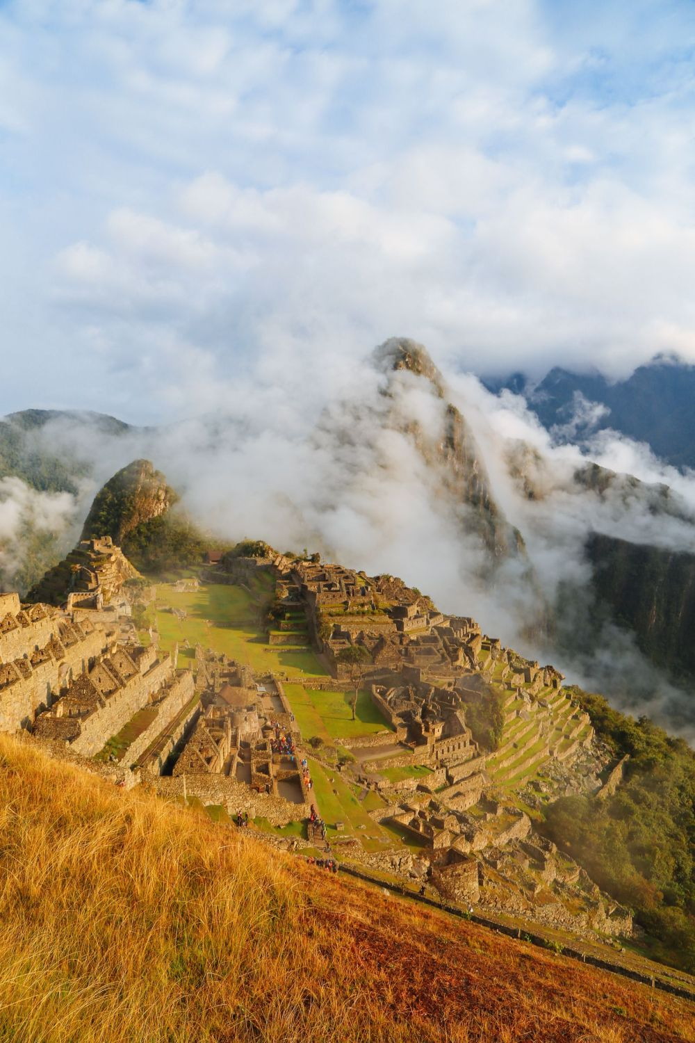Visiting The Ancient Inca Site Of Macchu Picchu, Peru (11)