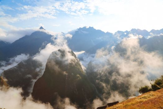 Visiting The Ancient Inca Site Of Macchu Picchu, Peru (13)