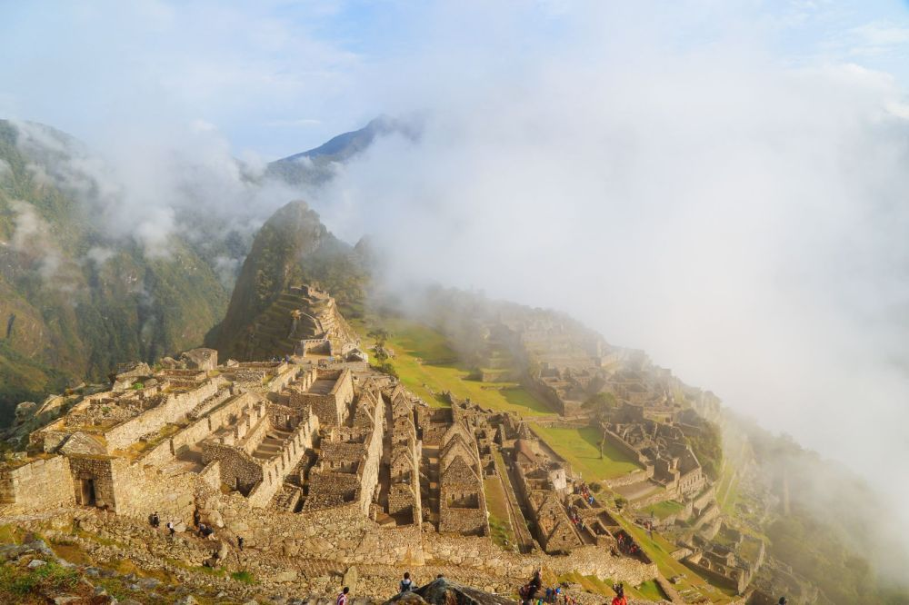 Visiting The Ancient Inca Site Of Macchu Picchu, Peru (15)