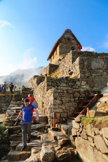 Visiting The Ancient Inca Site Of Macchu Picchu, Peru (16)