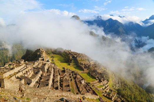 Visiting The Ancient Inca Site Of Macchu Picchu, Peru (18)