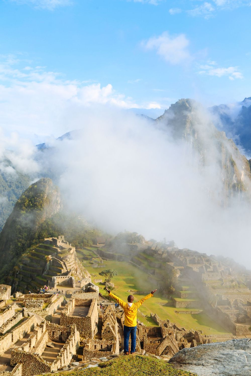 Visiting The Ancient Inca Site Of Macchu Picchu, Peru (19)