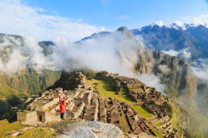 Visiting The Ancient Inca Site Of Macchu Picchu, Peru (25)