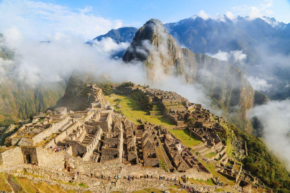 Visiting The Ancient Inca Site Of Macchu Picchu, Peru (27)
