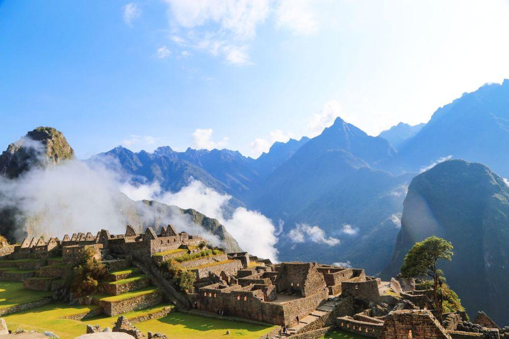 Visiting The Ancient Inca Site Of Macchu Picchu, Peru (34)