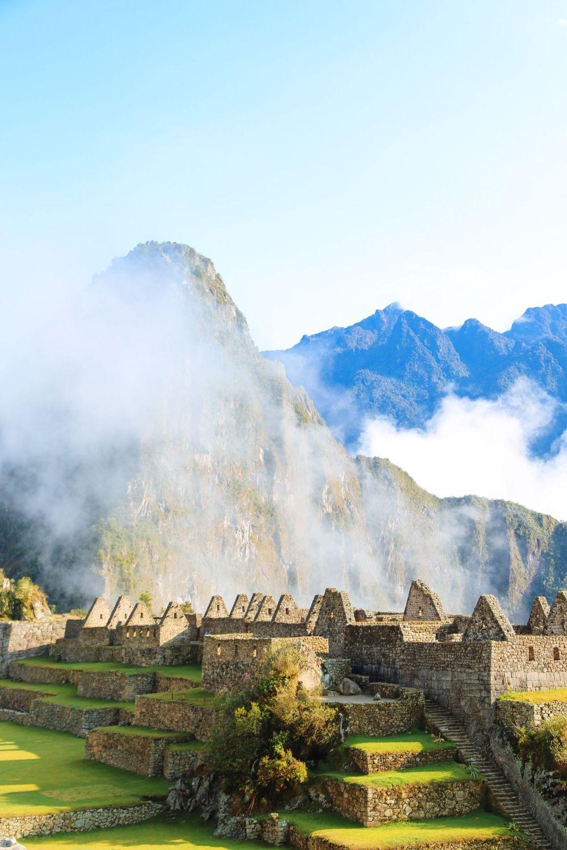 Visiting The Ancient Inca Site Of Macchu Picchu, Peru (35)