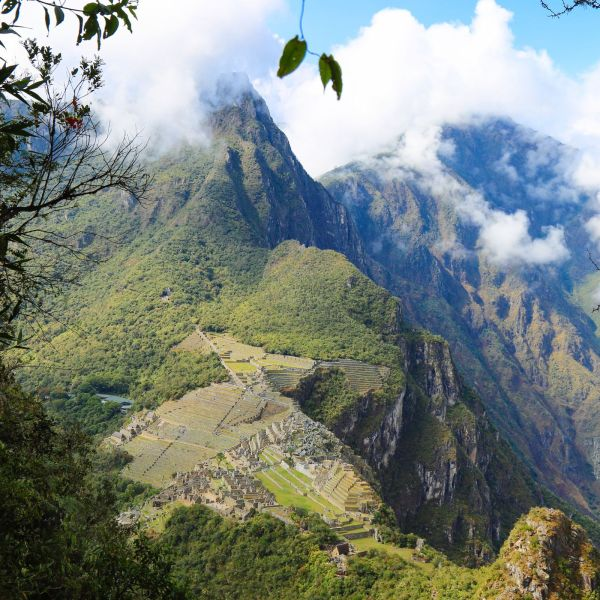 This Is The Most Unique View Of Machu Picchu – At The Top Of Huayna Picchu Mountain (9)
