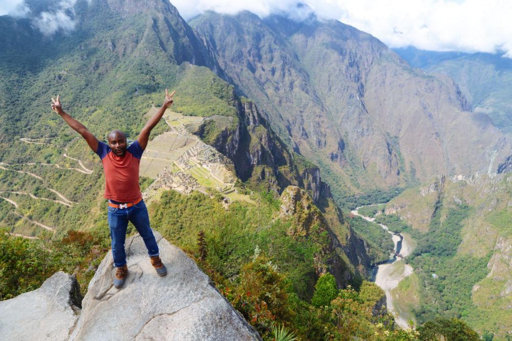 This Is The Most Unique View Of Machu Picchu – At The Top Of Huayna Picchu Mountain (24)