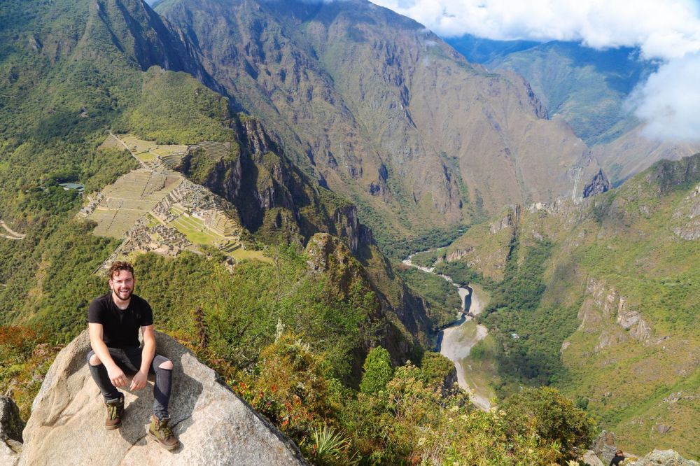 This Is The Most Unique View Of Machu Picchu – At The Top Of Huayna Picchu Mountain (25)