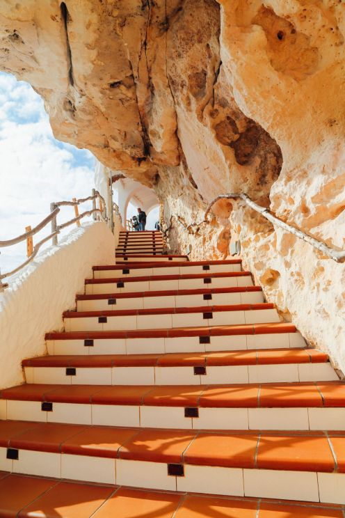 The Amazing Hidden Bar In The Caves Of Menorca, Spain (14)